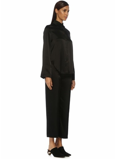 Nanushka Pantolon Siyah